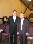 Выпуск библ.школы 2006. Алексей Ледяев www.ng.lv
