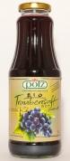 Pölz-1л. Красный виноградный сок. BIO/100%