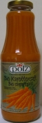 Pölz-1л. Морковный сок. BIO/100%