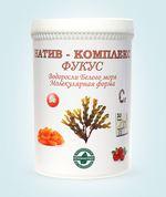 Продукт функционального питания - Натив комплекс. Создан из водорослей фукус. RAW. SMART&SUPER FOOD.