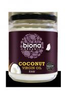 Biona virgin. RAW/BIO. Кокосовое масло, холодний отжим. 200g