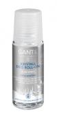 Sante Crystal - Дезодорант роликовый, для сверхчувствительной кожи не ароматизированный, 50мл