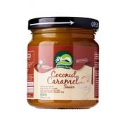 Kokosriekstu karameļu mērce 200g. Кокосово-карамельный соус.