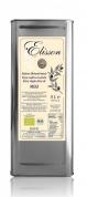 Оливковое масло из Греции. Холодный отжим, нефильтрованное, 5 л. RAW/BIO/Mild/Nativ extra/