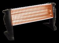 Обогреватель с кварцевой лампой 600-1200W. Kumtel