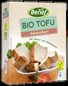 BIO ТОФУ СЫР с вкусом и ароматом копчённости. Производство Германия.(Berief)