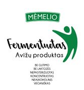 MÈMELIO FERMENTUOTAS - ПРОБИОТИК. Ферментированный овсяный продукт