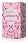 Pukka Herbs, Womankind, Женский чай. 20 Herbal Tea Sachets - 1.05 oz (30 g)