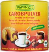 Кероб. Rapunzel 250 гр. Полезная алтернатива какао